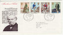 1979-08-22 Rowland Hill Stamps Bureau FDC (65689)
