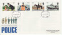 1979-09-26 Police Stamps Leicester FDC (65737)