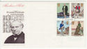 1979-08-22 Rowland Hill Stamps Ilford FDC (65760)