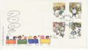 1979-07-11 Year of The Child Stamps London FDC (65767)