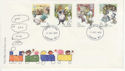 1979-07-11 Year of The Child Stamps London FDC (65769)