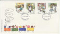 1979-07-11 Year of The Child Stamps London FDC (65770)
