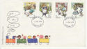 1979-07-11 Year of The Child Stamps London FDC (65771)