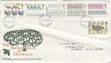 1977-11-23 Christmas Stamps Ilford FDC (65774)