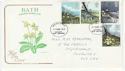 1979-03-21 Flowers Stamps Coventry FDC (65787)