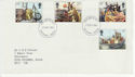 1981-09-23 Fishing Stamps Southall FDC (65791)