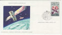 1977 USSR 20th Anniversary of Space Exploration FDC (65903)