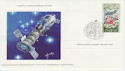 1977 USSR 20th Anniversary of Space Exploration FDC (65906)