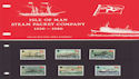 1980-05-06 IOM Steam Packet Stamps Pres Pack (65952)