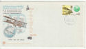 1969-04-02 First Flight to Australia Anniv FDC (66158)