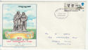 1969-04-02 First Transatlantic Flight Anniv FDC (66160)