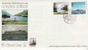 1981-06-24 National Trusts Part Set Glenfinnan FDC (66197)
