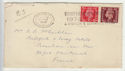 1938 KGVI Stamps British Industries Fair Slogan (66296)