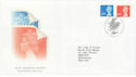 1997-03-18 Definitive Stamps Bureau FDC (66336)