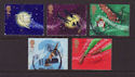 2002-08-20 Peter Pan Stamps cheap Used Set (66366)