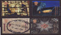 2000-11-07 Spirit and Faith Stamps Cheap Used Set (66370)