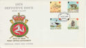 1978-10-18 IOM High Value Definitive Stamps FDC (66429)