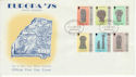1978-05-24 IOM Europa Manx Crosses Stamps FDC (66459)