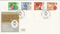 1981-08-12 Duke of Edinburgh Awards London SW1 FDC (66514)