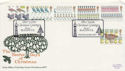 1977-11-23 Christmas Stamps S Jubilee Blackpool FDC (66522)