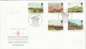 1994-03-01 Investiture Stamps Windsor FDC (66560)
