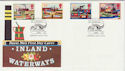 1993-07-20 Inland Waterways Stamps Crinan Canal FDC (66562)