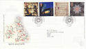 2000-11-07 Spirit and Faith Stamps Downpatrick FDC (66628)