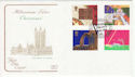 1999-11-02 Christians Tale Stamps Hampton Court FDC (66717)