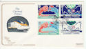 1994-05-03 Channel Tunnel Stamps Folkestone FDC (66757)