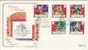 1992-07-21 Gilbert & Sullivan Stamps London WC2 FDC (66763)