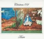 1991-12-12 Nauru Christmas M/S Presentation Pack (67634)