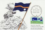 1981-10-09 Nauru UPU Day Card P1 Used (67686)