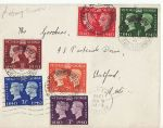 1940-05-06 KGVI Centenary Stamps Watford cds FDC (67973)