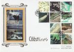 2002-03-19 Coastlines Stamps Studland Swanage FDC (71484)