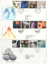 2000 Bulk Buy x9 FDC from 2000 With Special Pmks (74331)