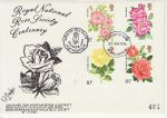 1976-06-30 Roses Northampton Signed Official FDC (75125)