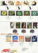 1995 Bulk Buy x8 Bureau FDC From 1995 (75136)