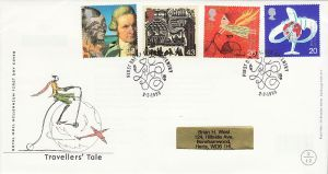 1999-02-02 Travellers Tale Stamps Coventry FDC (76527)
