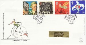 1999-02-02 Travellers Tale Stamps Coventry FDC (76528)
