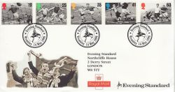 1996-05-14 Football Evening Standard Wembley FDC (76677)