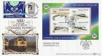 1994-06-27 Railway Letter Overprint FDC Channel Tunnel (76266)