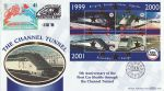 1999-10-03 First Car Shuttle Channel Tunnel Anniv (76267)