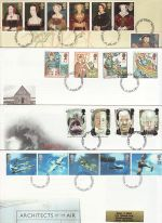 1997 Bulk Buy x8 Different from 1997 FDC (76498)