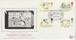 1988-09-06 Edward Lear Stamps Holloway PPS FDC (77101)