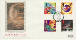 1995-06-06 Science Fiction Stamps Scotland FDC (77138)