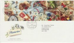 1992-01-28 Greetings Stamps Bureau FDC (77415)