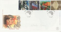 1999-05-04 Workers Tale Stamps Belfast FDC (77436)