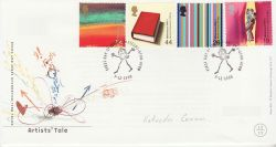1999-12-07 Artists Tale Stamps Stratford Upon Avon FDC (77443)