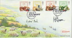 1989-03-07 Food and Farming Covercraft Signed FDC (78100)