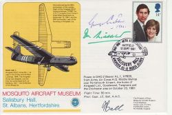 1981-09-12 Mosquito Aircraft Museum Signed (78154)
